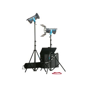 Broncolor Minicom Travel kit RFS * 5500 K  optimized for 230 V or 120 V Monolight