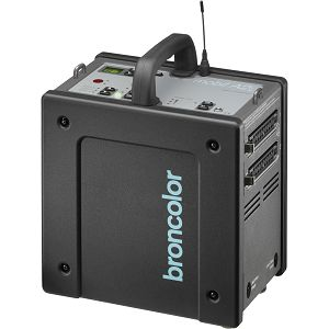 Broncolor Mobil A2L incl. rechargeable lead battery and charger Power Packs