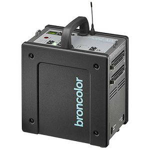 Broncolor Mobil A2L incl. rechargeable lithium battery and charger Power Packs