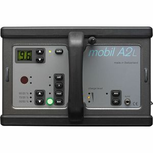 Broncolor Mobil A2L RFS 2 incl. rechargeable lead battery and charger Power Packs