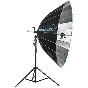 Broncolor Para 222 D kit Optical Accessorie