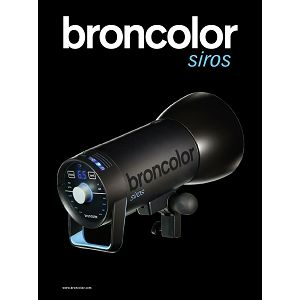 Broncolor reflector Open Face for HMI F200 Accessories for Lamps, Optical Accessories