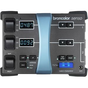Broncolor Senso 2400 RFS 2 Power Packs