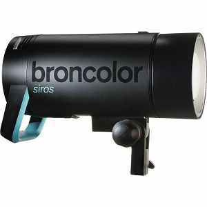 Broncolor SIROS 400S WiFi / PW studijska flash bjeskalica