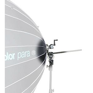 Broncolor tilt head with crank handle for Para / Para FB Optical Accessorie