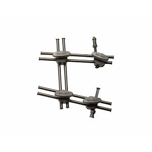 Broncolor twin articulated arm in 3 parts for Mobilite 2 / Picolite Stands and Suspensions