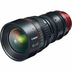 Canon CN-E 15.5-47mm T2.8 L SP Wide-Angle Cinema Zoom Cine Lens širokokutni filmski objektiv PL Mount (7622B003AC)