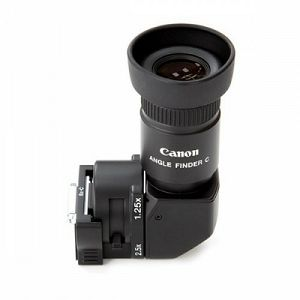 Canon ED II Angle Finder Adapter DSLR
