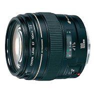 Canon EF 100mm f/2 USM portretni telefoto objektiv prime lens 100 f/2.0 F2.0 F2 (2518A012AA) - CASH BACK promocija povrat novca u iznosu 200 kn