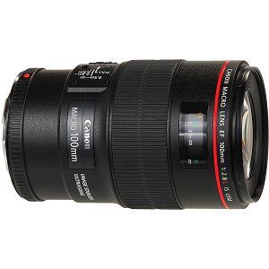 Canon EF 100mm f/2.8 L IS USM Macro telefoto objektiv prime lens 100 f/2.8L 2.8 F2.8 (3554B005AA)