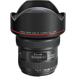 Canon EF 11-24mm f/4 L USM ultra širokokutni objektiv zoom lens 11-24 F4.0 L f/4L F4 (9520B005AA) - CASH BACK promocija povrat novca u iznosu 1500 kn