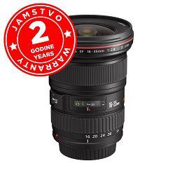 Canon EF 16-35mm 1:2,8L II USM objektiv 16-35 F/2.8 2.8 L II AC1910B005AA