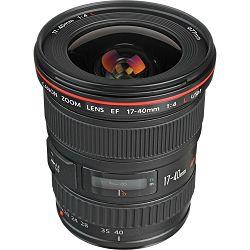 Canon EF 17-40mm f/4 L USM širokokutni objektiv zoom lens 17-40 f/4L F4.0 1:4,0 (8806A007AA)
