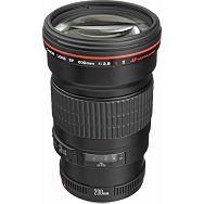 Canon EF 200mm f/2.8 L II USM telefoto objektiv fiksne žarišne duljine prime lens 200 2.8 F2.8 1:2,8 (2529A015AA)