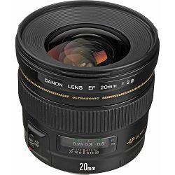 Canon EF 20mm f/2.8 USM širokokutni objektiv (2509A010AA)