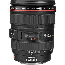 Canon EF 24-105 f/4  L IS USM standardni objektiv zoom lens EF 24-105mm 1:4,0 (0344B003AA) (bulk)