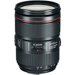 Canon EF 24-105mm f/4L IS II USM standardni objektiv 24-105 f4 4.0 L zoom lens (1380C005AA)