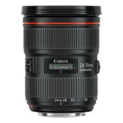 Canon EF 24-70mm f/2.8L II USM standardni objektiv zoom lens 24-70 1:2.8L f/2.8 2.8 L (5175B005AA) - CASH BACK promocija povrat novca u iznosu 1120 kn