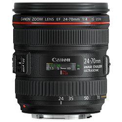 Canon EF 24-70mm f/4 L IS USM standardni objektiv zoom lens 24-70 f/4L F4 4.0 (AC6313B005AA) - CASH BACK promocija povrat novca u iznosu 600 kn