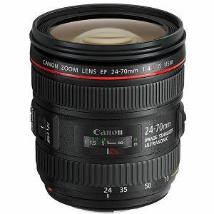 Canon EF 24-70mm f/4 L IS USM standardni objektiv zoom lens 24-70 f/4L F4 4.0 (6313B005AA) - Cash Back