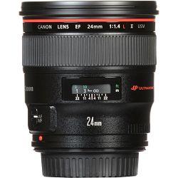 Canon EF 24mm f/1.4 L II USM širokokutni objektiv prime lens f/1.4L F1.4 f/1,4 1.4 1:1.4 (2750B005AA) - GETREADY