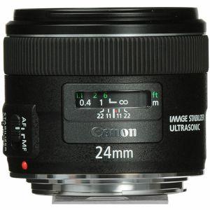 Canon EF 24mm f/2.8 IS USM širokokutni objektiv fiksne žarišne duljine 24 2.8 F2.8 (5345B005AA)