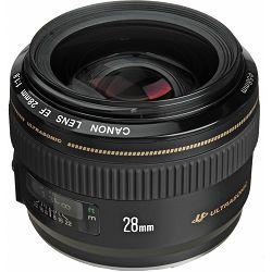Canon EF 28mm f/1.8 USM širokokutni objektiv 28 1.8 F/1,8 F1.8 (2510A010AA)