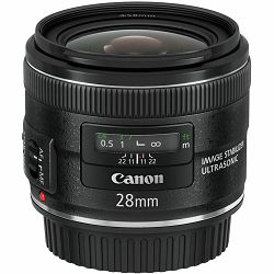 Canon EF 28mm f/2.8 IS USM širokokutni objektiv 28 2.8 F/2,8 F2.8 (5179B005AA)