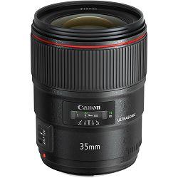 Canon EF 35mm f/1.4 L II USM prime lens fiksni širokokutni objektiv 35 f/1.4L F1.4 1.4 L (9523B005AA)