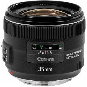 Canon EF 35mm f/2 IS USM širokokutni objektiv fiksne žarišne duljine 35 F/2.0 prime lens (5178B005AA)
