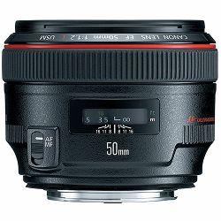 Canon EF 50mm f/1.2 L USM standardni portretni objektiv prime lens 50 1:1,2 L F1.2 F/1.2 (1257B005AA) - CASH BACK promocija povrat novca u iznosu 700 kn