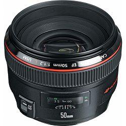 Canon EF 50mm f/1.2 L USM standardni portretni objektiv prime lens 50 1:1,2 L F1.2 F/1.2 (1257B005AA) - GetReady