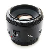 Canon EF 50mm 1.8 II objektiv 50 mm F/1.8