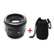 Canon EF 50mm F/1.8 II objektiv 1.8 II + torbica za objektiv