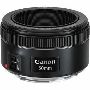 Canon EF 50mm f/1.8 STM standardni objektiv 50 F1.8 1.8 prime lens (0570C005AA)