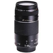 Canon EF 75-300mm f/4-5.6 III USM telefoto objektiv ultrasonic zoom lens 75-300 F/4.0-5.6 1:4,0-5,6 /1:4,0-5,6 (6472A012AA)