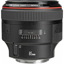 Canon EF 85mm f/1.2 L II USM portretni telefoto objektiv 1:1,2 f/1.2L 85 1.2 (1056B005AA)