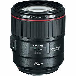Canon EF 85mm f/1.4 L IS USM portretni telefoto objektiv 85 f/1.4L 1:1.4 1.4 1,4 (2271C005AA)