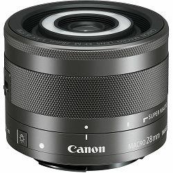 Canon EF-M 28mm f/3.5 Macro STM macro objektiv za EOS M (1362C005AA)