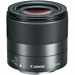 Canon EF-M 32mm f/1.4 STM Black objektiv (2439C005AA) - ZIMSKA PONUDA