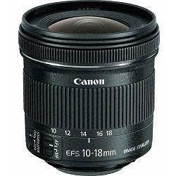 Canon EF-S 10-18mm f/4.5-5.6 IS STM ultra širokokutni objektiv 10-18 f/4,5-5,6 zoom Lens (9519B005AA) - CASH BACK promocija povrat novca u iznosu 100 kn