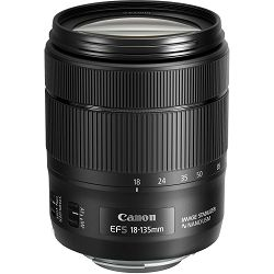 Canon EF-S 18-135mm f/3.5-5.6 IS USM NANO allround objektiv zoom lens 18-135 3.5-5.6 (1276C005AA)