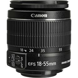 Canon EF-S 18-55mm 3.5-5.6 IS II standardni objektiv zoom lens 18-55 (bulk)