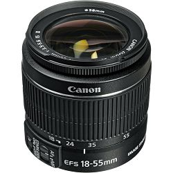 Canon EF-S 18-55mm 3.5-5.6 IS II standardni objektiv zoom lens 18-55 (5121B005AA)