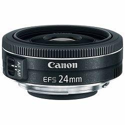 Canon EF-S 24mm f/2.8 STM širokokutni objektiv fiksne žarišne duljine prime lens 24 2.8 (9522B005AA)
