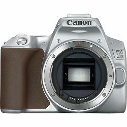 Canon EOS 250D + 18-55 IS STM Silver DSLR Digitalni fotoaparat s objektivom EF-S 18-55mm f/4-5.6 (3461C003AA)