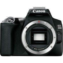 Canon EOS 250D Body Black DSLR Digitalni fotoaparat tijelo (3454C005AA) - UHVATI POPUST