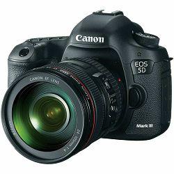 Canon EOS 5D MARK III + EF 24-105 L IS USM DSLR Digitalni fotoaparat Full Frame (5260B011AA)