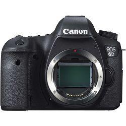 Canon EOS 6D Body GPS WIFI DSLR digitalni fotoaparat s Full Frame senzorom (8035B004AA)
