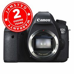 Canon EOS 6D Body Wi-Fi + GPS + MK-6D battery grip BG-E13 držač baterija